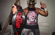 Black Danger, Nuevo Campeón The Crash Jr.