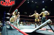 ¡Dinastía Garza Nuevos Campeones de Pareja The Crash!