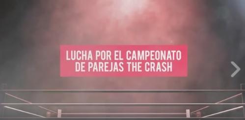 Tony Cassanova & Zarco (C) vs Humberto Garza & Ultimo Ninja