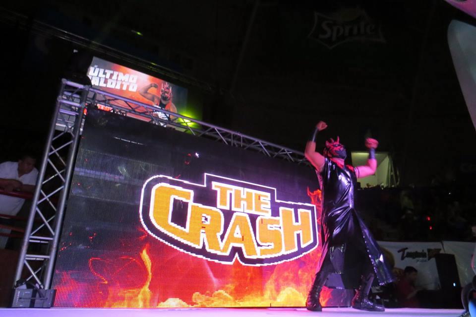 ¡Arkangel Divino y Último Maldito triunfan en The Crash!