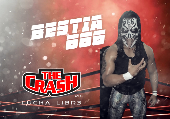 ¡Bestia 666 Triunfa en THE CRASH!