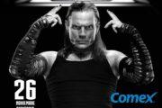 ¡El ídolo mundial Jeff Hardy llega a The Crash!