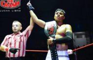 ¡Arkangel Divino, Nuevo Campeón The Crash Jr!