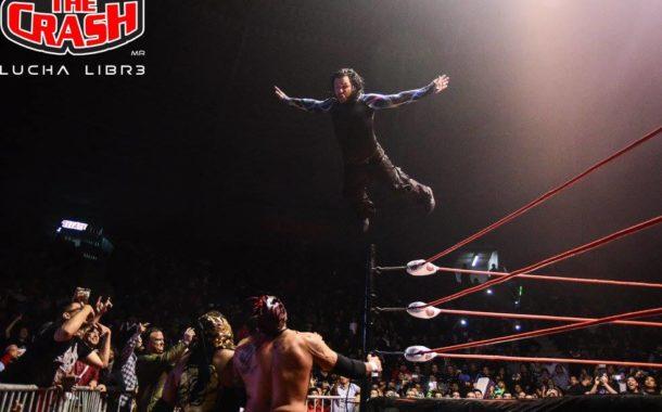 ¡Jeff y Matt Hardy, Campeones De Parejas The Crash!