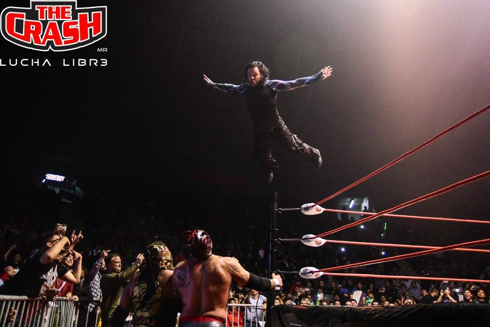 ¡Jeff y Matt Hardy, Campeones De Parejas The Crash!