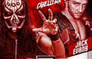Bestia 666 VS Jack Evans en CABELLERA VS CABELLERA