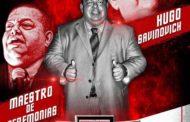 El Sr. Hugo Savinovich llega a Tijuana